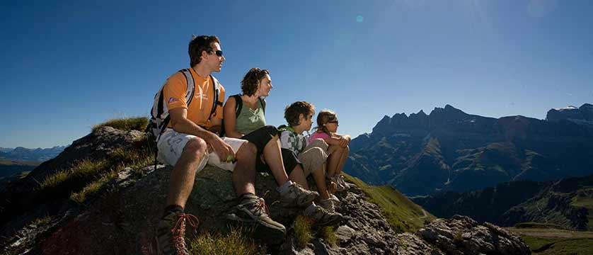Family enjoying the views in Morzine.jpg